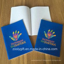 Livre d'école personnalisé bon marché A5 Student Exercise Books