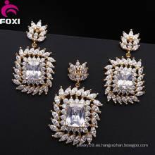 Joyería más popular 2016 Cubic Zircon Jewelry Set