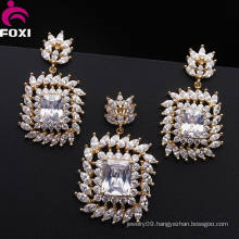 Most Popular Jewellery 2016 Cubic Zircon Jewelry Set