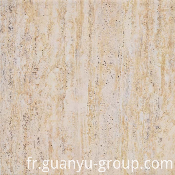 Travertine Pattern Rustic Porcelain Tile
