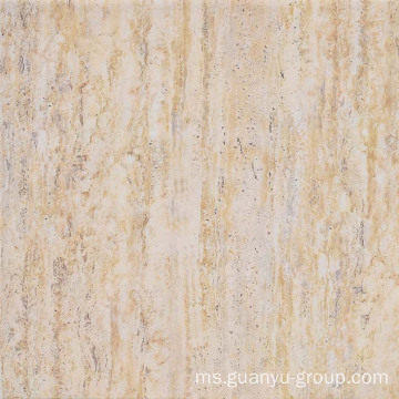 Jubin Porcelain Desa travertine corak