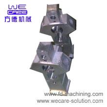 Parte de mecanizado CNC de acero al carbono para piezas de automóviles