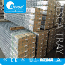 Manufacture Steel Wire Mesh Cable Tray And Tray Supplier