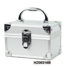 cas de beauté fashional & haute qualité en aluminium avec options de couleur multi