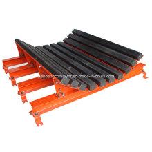 Buffer Cradle for Trough Belt Conveyor System