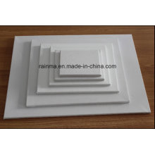 Blank Stretched Canvas for Arts Painting Supply