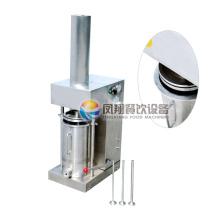 Малогабаритный гидравлический наполнитель для колбасных изделий