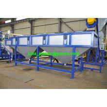 Recycling und Waschlinie für PP PE Regid Kunststoff