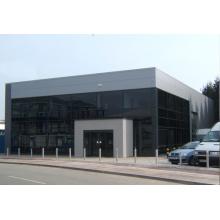 Salão de exposição de estrutura de aço pré-fabricada (KXD-SSB1356)