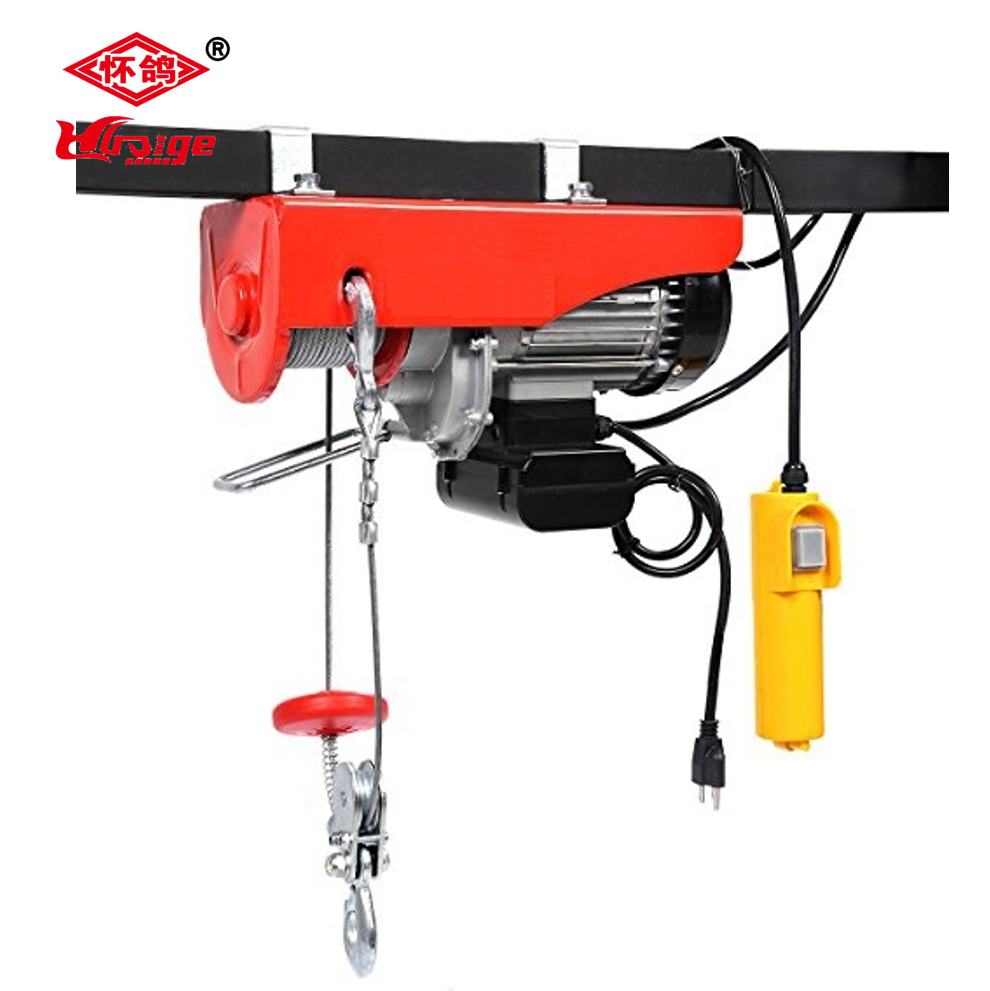Mini+Type+Wire+Rope+Electric+Hoist+1200kg