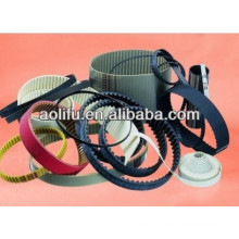 Different types PU Timing Belt