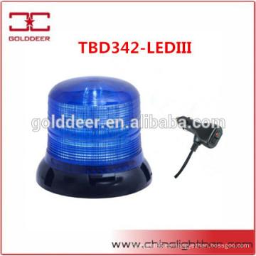 Azul intermitente señal de luz Led Faro utiliza en la ingeniería (TBD342-LEDIII)