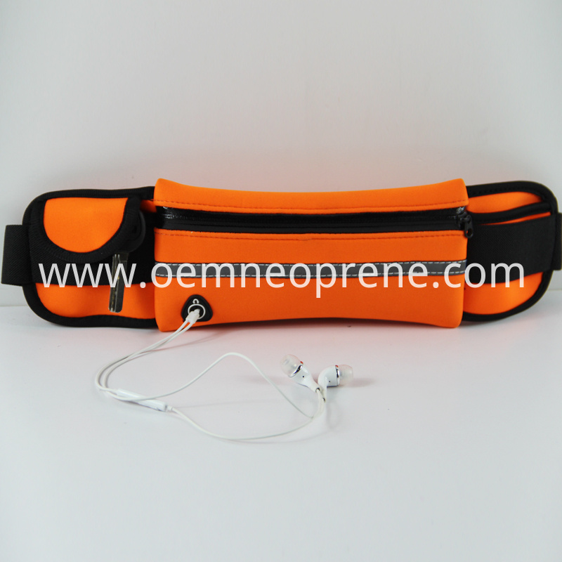 Alt Orange Unisex Fanny Packs