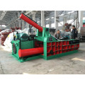 Máquina empacadora de virutas de chatarra de residuos hidráulicos