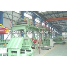 YTSING-YD-4063 Máquina del panel de emparedado de la PU, rodillo El panel del emparedado de la PU que forma la máquina, línea de producción del panel del emparedado de la PU