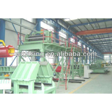 YTSING-YD-4063 PU Sandwich Panel Machine, Roller PU Sandwich Panel Forming Machine, PU Sandwich Panel Production Line