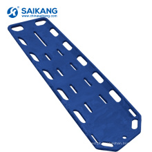 Placa da espinha do transporte do paciente médico da emergência dos cuidados médicos SKB2A03