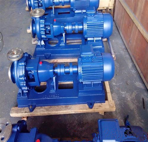 IR type explosion-proof corrosion-resistant insulation pump 4