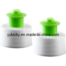28/410 couvercle de bouteille en plastique pour l'emballage cosmétique (RD - 505H)