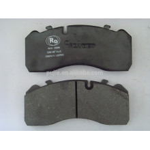 Brake Pads for truck spare parts Non-asbestos Semi metallic
