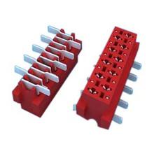 1.27 mm Micro Match Socket 180 ° SMT