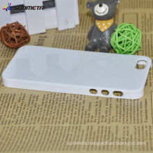 Directly Factory Small MOQ High Quality Selling Well blank sublimation phone cases for Phone 5