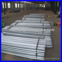 DM factory price hot dipped galvanized metal y post for fence(gold supplier)