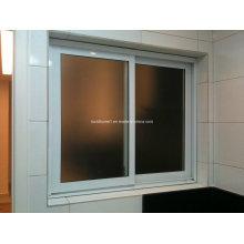 Quadro blindado de alumínio deslizante dos preços dos janelas