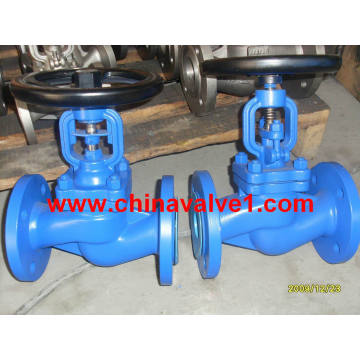 Ksb Type Steam Bellow Seal Globe Valve (WJ41H)