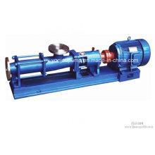 Fabricantes progressivos elétricos da bomba da cavidade do único parafuso elevado da fluidos da pasta da indústria com a unidade de bombeamento do estator