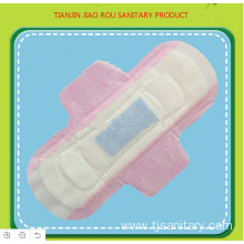 Natural ladies anion sanitary napkin pad