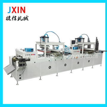 Máquina de impresión de almohadilla de alta velocidad para reglas
