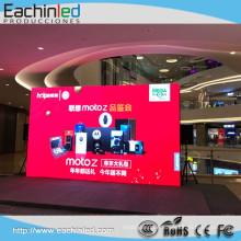 Beliebteste P3.91mm Vermietung LED-Bildschirm für Bühne Hintergrund