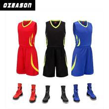Ozeason Custom Sportswear Team Dry Fit Basketball Jersey