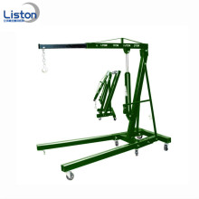 1Ton Foldable Hydraulic Small Shop Crane