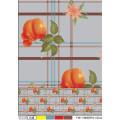Neue Design gedruckt Muster PVC transparent Tischtuch Fabrik (tj0098)