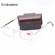 cheap indestructible folding magnetic reading glasses