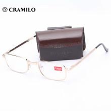 дешевые неразрушимые складные магнитные очки для чтения
