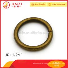 Кольца 25 мм шириной горячего анти-латунного железа на продвижение