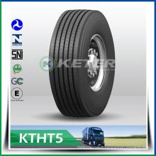 Haute qualité 365 / 80r22.5 pneus de camion à vendre, Keter Brand pneus de camion avec haute performance, des prix compétitifs