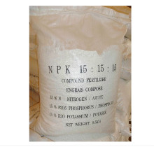 NPK Manufacture Water Soluble NPK Fertilizer 15 15 15