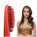 Fast Natural Hair Straightening 3D Brush