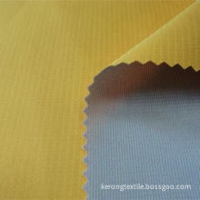 300T full dull pongee fabric with tricot, 100% polyester, 1/5K TPU coating, functional for outdoor