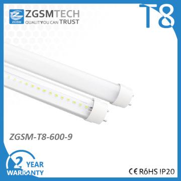 9W hochwertiges Büro LED Linear T8 Röhre Licht