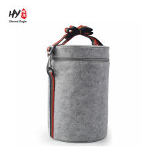 sac isolé de refroidisseur isolé non-tissé de nourriture de pique-nique recyclé