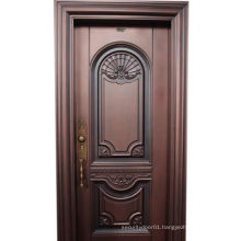 Special Design Steel Security Copper Door