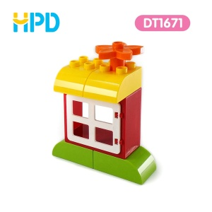 Educational Building Block Toy Bricks