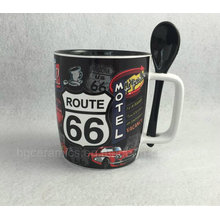 Spoon Mug, Promotional Spoon Mug