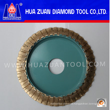 Diamond Edge Grinding Wheels Work for Granite or Marble