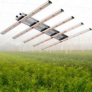 O diodo emissor de luz da barra 400W da alta potência cresce a luz 6400K